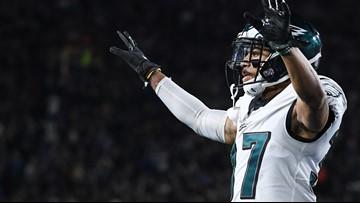 Maryland native seeks second Super Bowl ring