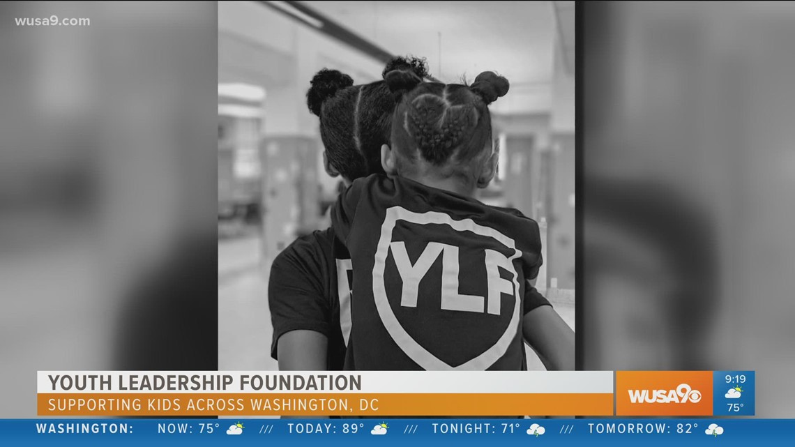 Youth Leadership Foundation:  Helping DC's kids for nearly 25 years