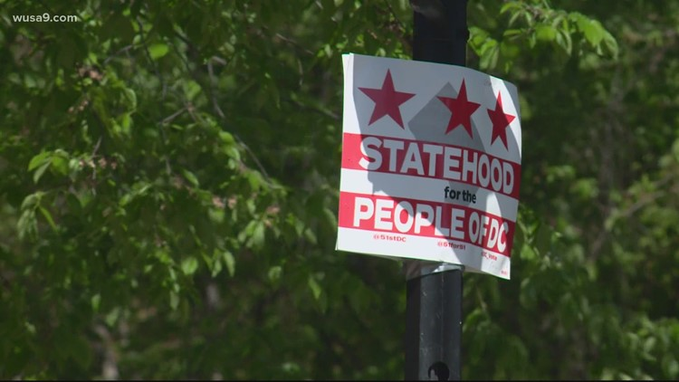 DC statehood bill headed to Senate committee hearing. Here's what to expect