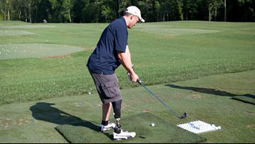 12th annual golf tournament supports employment program for disabled veterans