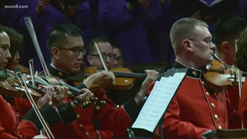 National Cathedral celebrates Veterans Day with performances and concert