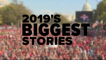 2019 In Sights and Sounds:  The biggest stories of the year