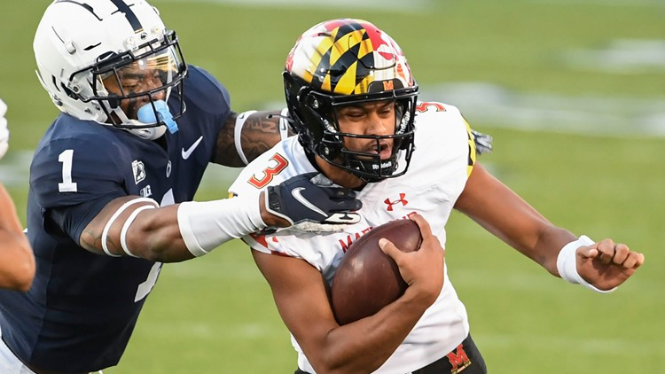 Maryland Terps throws shade at Texas Longhorns on Twitter over team's potential move to the SEC