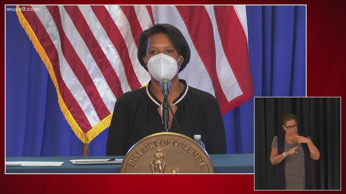 Presser: DC Public Schools require teachers to get vaccinated