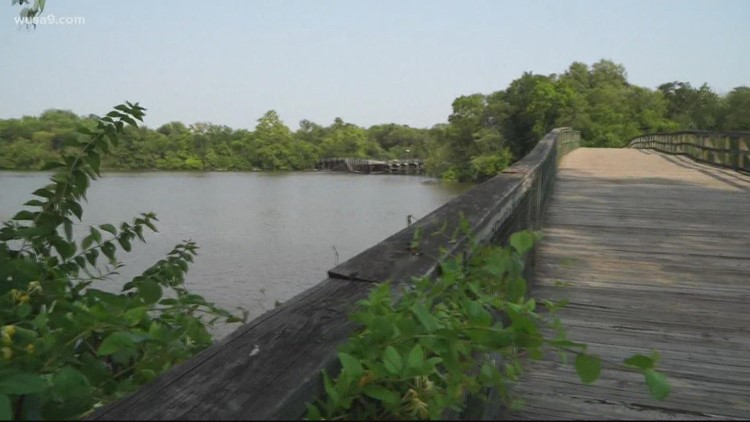 'Urban oasis' in DC's only State Conservation Area