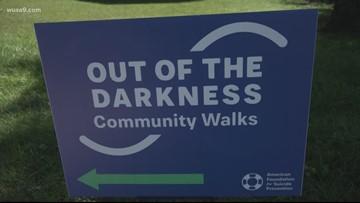 Fairfax Co. walks to prevent suicide Saturday