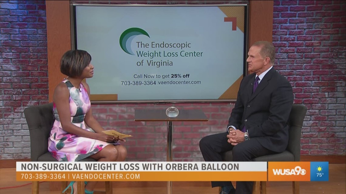 non surgical weight loss with orbera gastric balloon