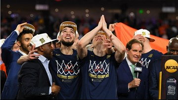University of Virginia team returns after NCAA Championship