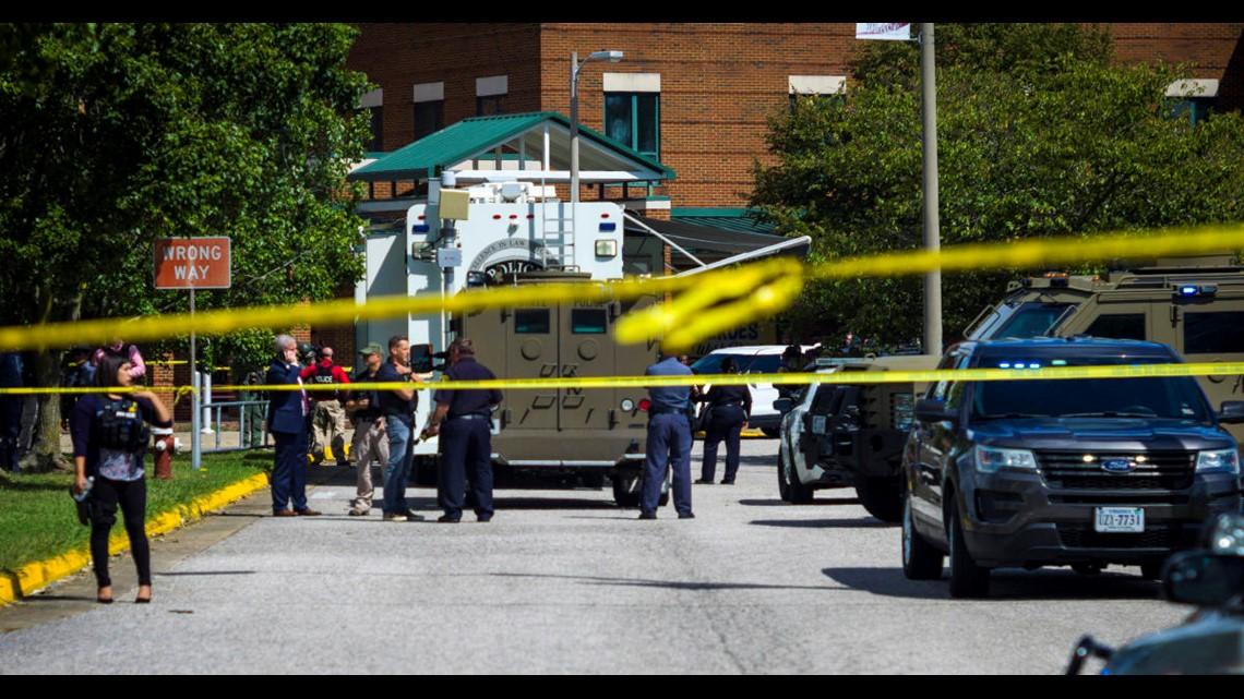 Newport News school shooting | Boy in custody; one shot in head, the other in leg
