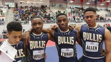 Bullis hopes to end Jamaican domination at Penn Relays