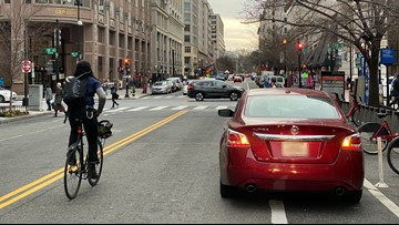 Drivers will be charged $150 for blocking bike lanes in DC
