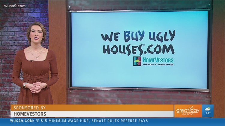 Tired of keeping up an old house? Sell it to HomeVestors