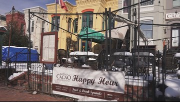 DC restaurants seeing up to 60 percent less business due to government shutdown