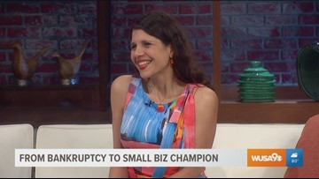 From bankruptcy to small biz champion: Kedma Ough explains how to bounce back & secure funding for your business