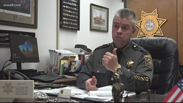 Maryland sheriff vows to defy new gun laws