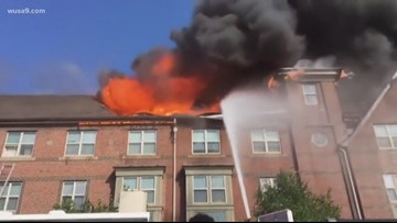 One year after DC senior complex fire, residents still look for answers