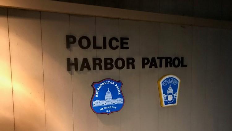 DC Police Harbor Patrol