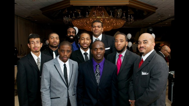 DMSI helps young men of color find resources, passion and purpose through mentorship at Prince George's Community College