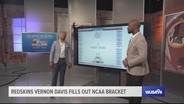 Vernon Davis shares his picks for the NCAA Tournament