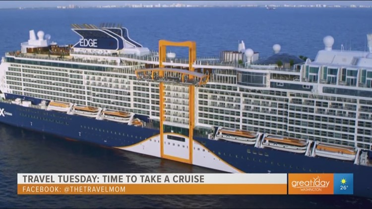 Get the best rates on a cruise during the 'Wave Season'