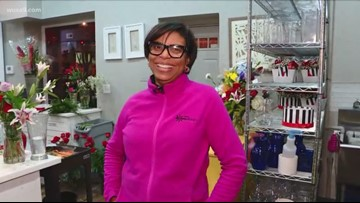Lee's Flower Shop slammed with Valentine's Day orders