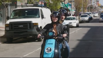 Get ready, DC  Starting this weekend, you can rent a moped