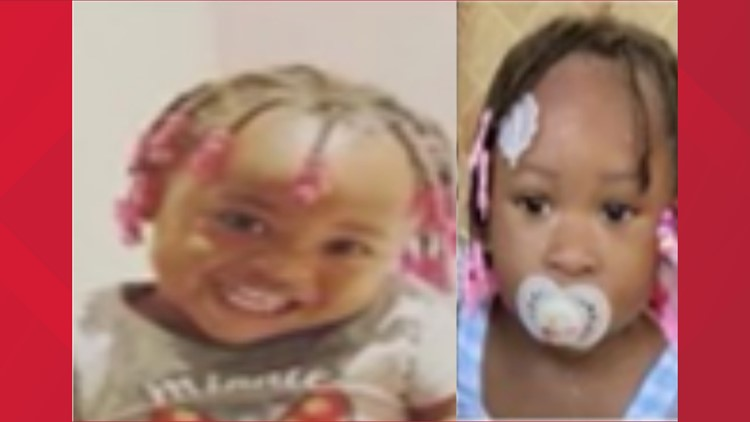 Alexandria Police search for missing toddlers