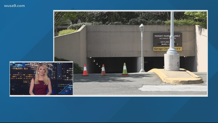 Police: Man charged with 2nd-degree murder in the death of coworker at a Fairfax Co. parking garage