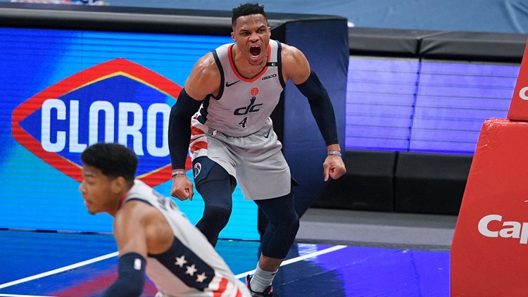 Wizards continue winning streak with victory over Timberwolves; Washington captures 7 of last 8 games