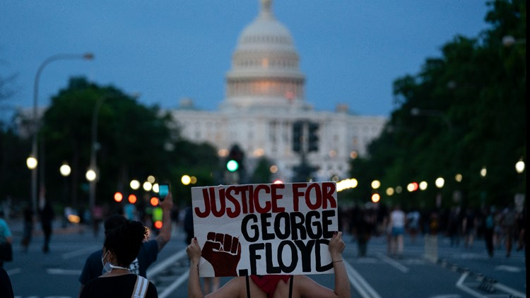 TIMELINE: From Minneapolis to DC, how the death of George Floyd impacted us one year later