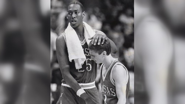 Maryland's coaches Mark Turgeon and Danny Manning's relationship goes back to teenage years