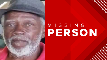 LOCATED: 80-year-old Northeast man