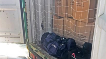 333 pounds of cocaine found inside shipping container with beach chairs seized at Port of Baltimore