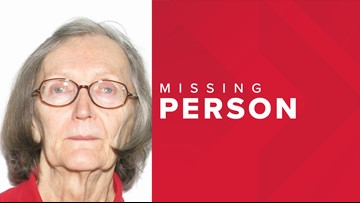 LOCATED: 78-year-old woman from Virginia. She may need medication