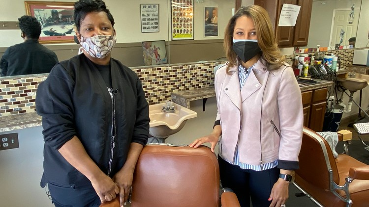 Balancing a barbershop, a salon and saving a legacy during a pandemic | IMPACT