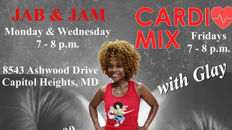 Jab and Jam Fitness