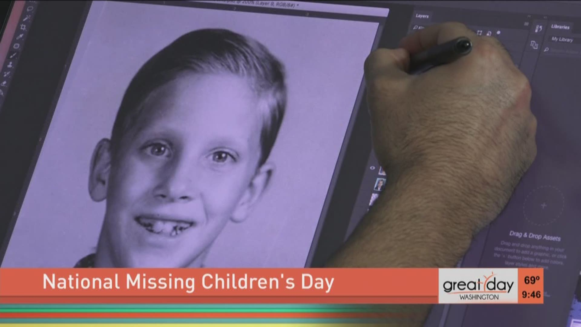 How Age Progression Helps Find Missing Kids Wusa9 Com