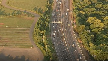 Fatal crash on I-66 EB slows traffic for Tuesday commute