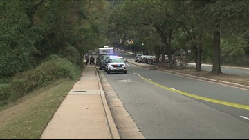 investigating reportedly naked body found in Alexandria creek