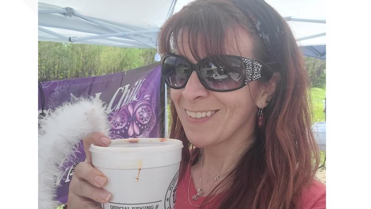 Local World Championship Chili Cookoff contestant shares an award-winning recipe