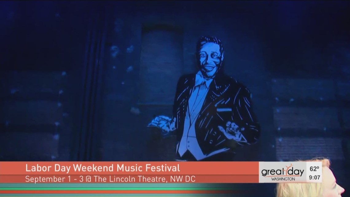 Free Labor Day Music Festival At The Lincoln Theatre