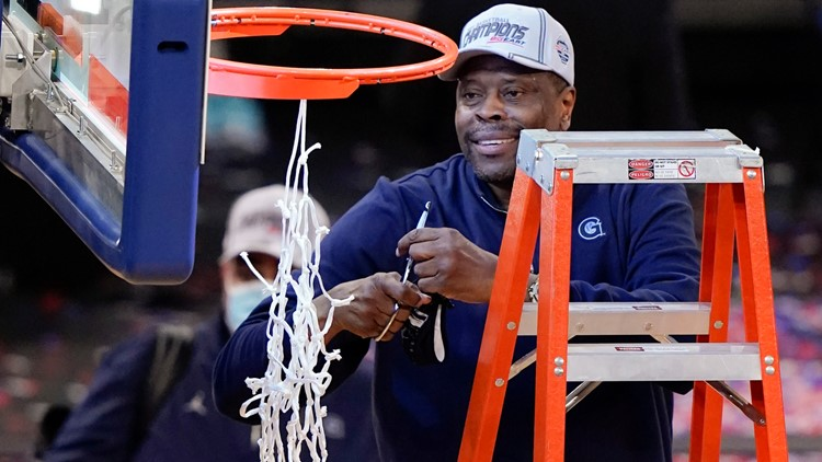 If Coach Patrick Ewing filled out a March Madness Bracket, who do you think his top pick would be?