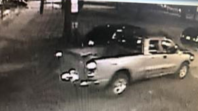 pickup truck lookout brentwoo road shooting