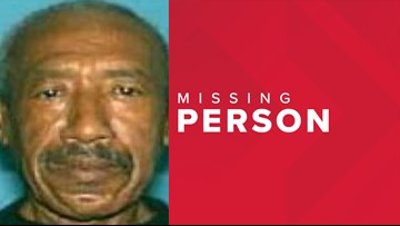 LOCATED: 78-year-old man from Southeast
