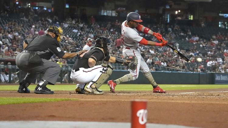 Nationals drop series against Phillies, look for winning ways versus Diamondbacks   Locked On Nats