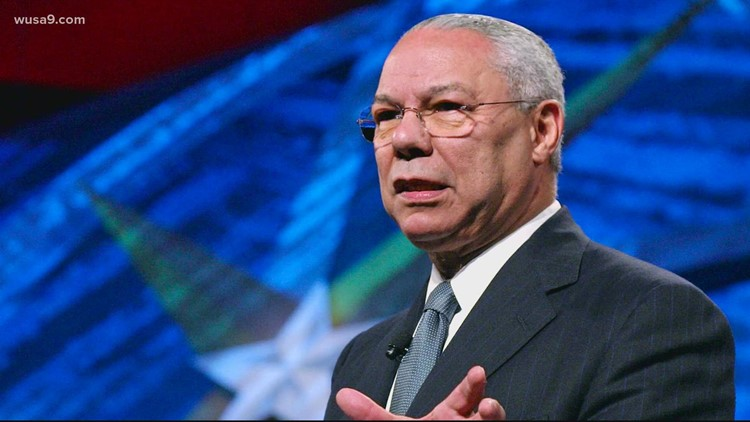 Remembering Gen. Colin Powell   Hear Me Out