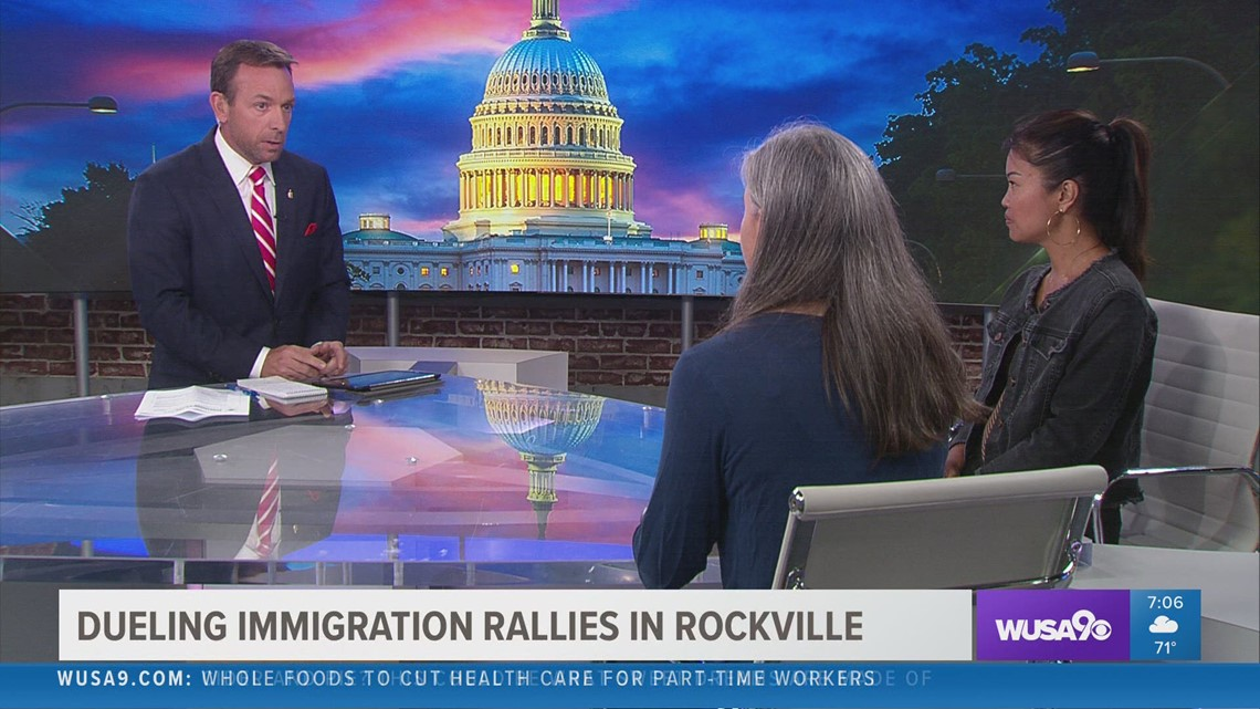 Montgomery County divided over how officials work with ICE