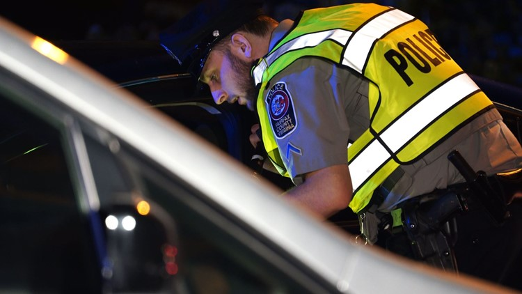 'You will get caught' | Police in Virginia on the lookout for those driving while high