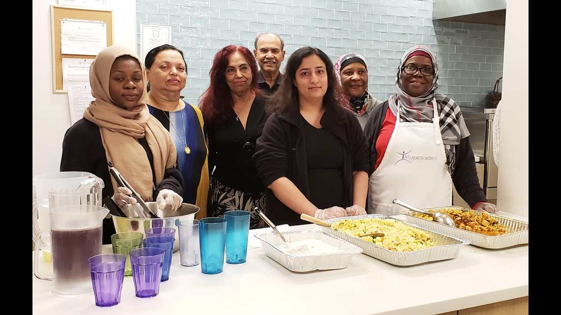 Get Up Give Back Gives $1000 to Montgomery County Muslim Foundation