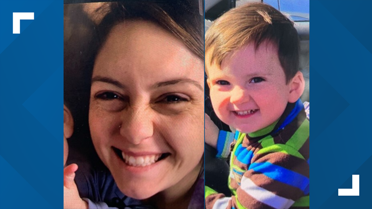 FOUND: Missing mother and son from Frederick located, found safe